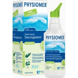 PHYSIOMER - EUCALYPTUS, HYPERTONIC, 135ml