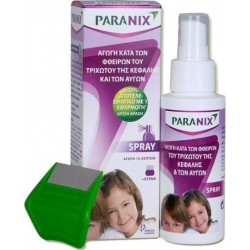 OMEGA PHARMA - Paranix spray 100ml