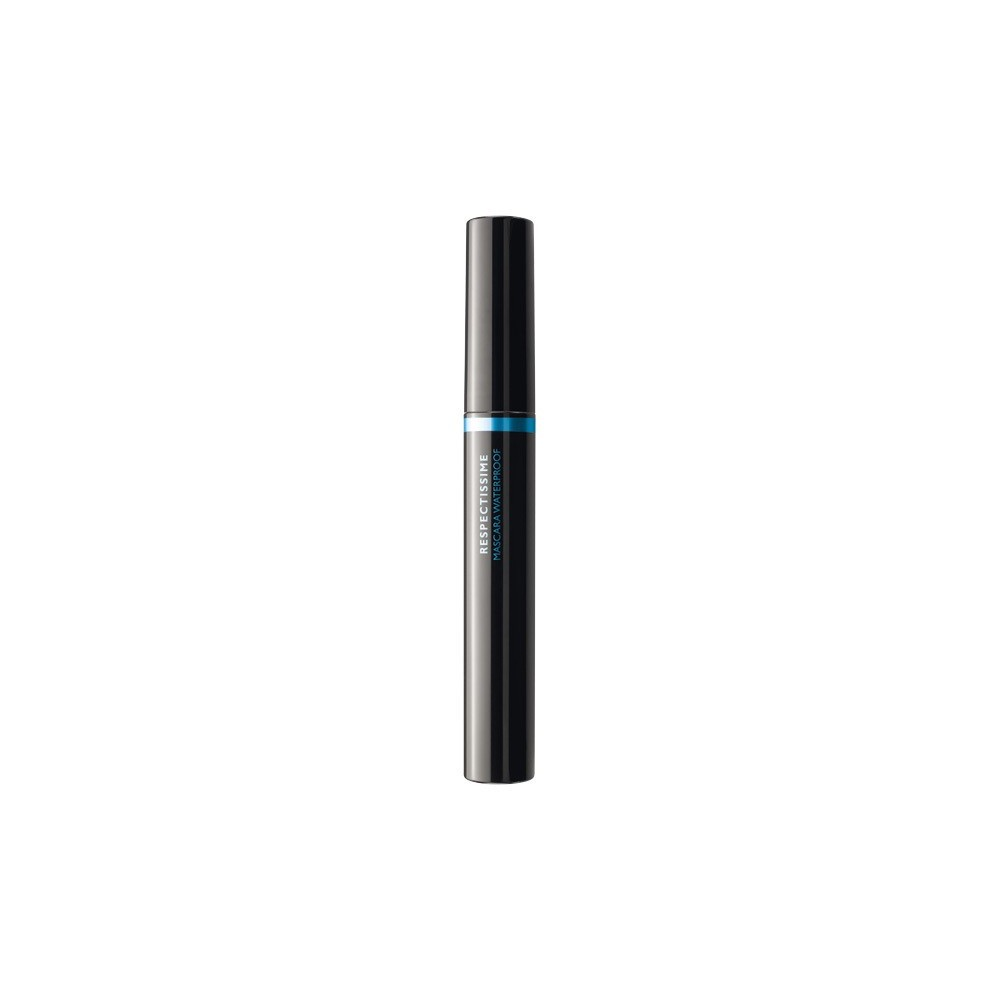 LA ROCHE POSAY - RESPECTISSIME WATERPROOF Volumizing Mascara, extreme hold easy make-up removal, 7,6 ml container - NOIR BLACK