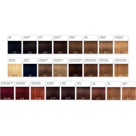 KORRES - Argan Oil Advanced Colorant Μόνιμη Βαφή Μαλλιών με τεχνολογία Pigment-Lock που κλειδώνει το χρώμα 50ml - 6.77 ΠΡΑΛΙΝΑ