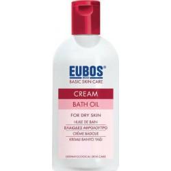 EUBOS - Cream Bath Oil, 200ml