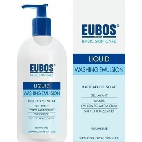 EUBOS - LIQUID BLUE, 400ML