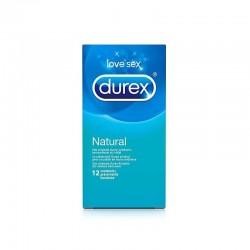 Durex Natural Κλασικά Προφυλακτικά 12τμχ