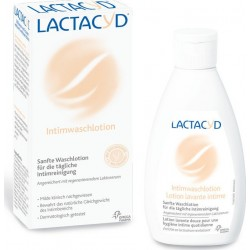 OMEGA PHARMA - Lactacyd Intimo, 400ml