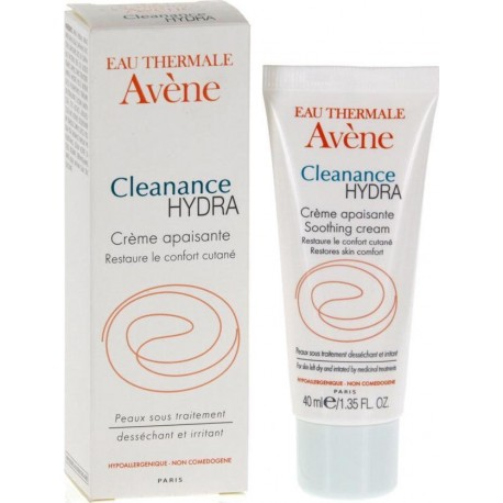 AVENE - CLEANANCE Hydra Creme Apaisante 40ml
