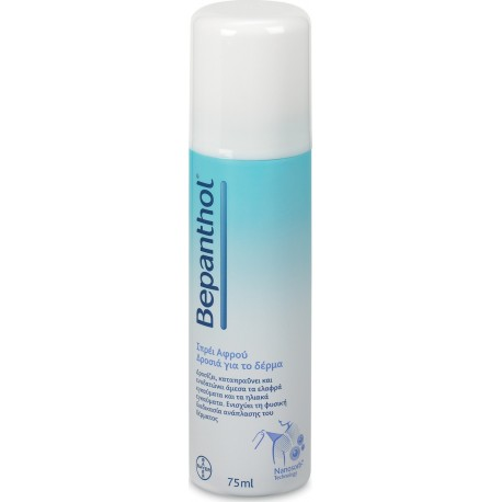 BEPANTHOL - COOLING FOAM SPRAY, 75ml