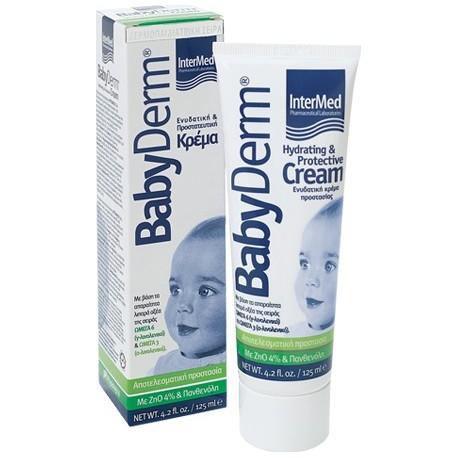 INTERMED Babyderm Hydrating & Protective Cream 125ml