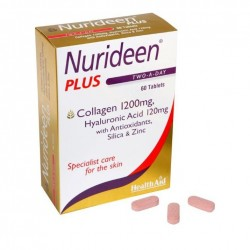 HEALTH AID - Nurideen Plus 60 tabs