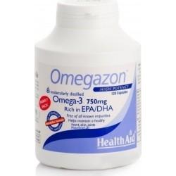 HEALTH AID Omegazon 750mg 120 caps