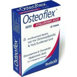 HEALTH AID - Osteoflex Hyaluronic Acid, 30TABS