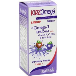 HEALTH AID - KIDZ Omega, 200ml