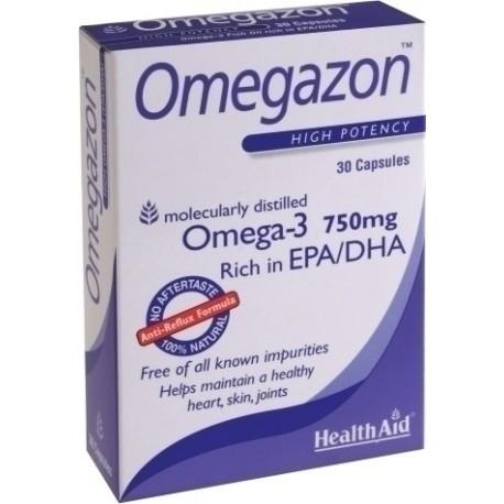 HEALTH AID - Omegazon - 30 Capsules