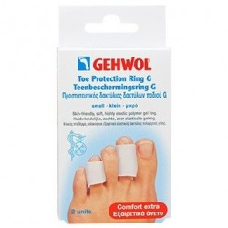 GEHWOL Toe Protection Ring G, SMALL – 2 pieces