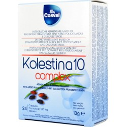 Cosval Kolestina 10 Complex 24caps