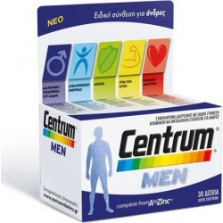 PFIZER - Centrum Men 30caps