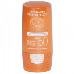 AVENE SUN STICK FOR SENSITIVE SKIN ZONES, SPF 50+, 8gr