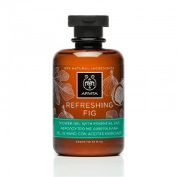 APIVITA - BODY REFRESH Refreshing Body Milk with aloe & fig 200 ml