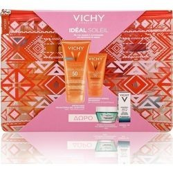 Vichy Promo Ideal Soleil Wet Skin SPF50 200ml & Velvety Cream SPF50 50ml & Mineral Mask 15ml & Mineral 89 5ml