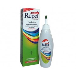 Uni-Pharma Repel Anti-lice Prevent Απωθητική Λοσιόν 200ml