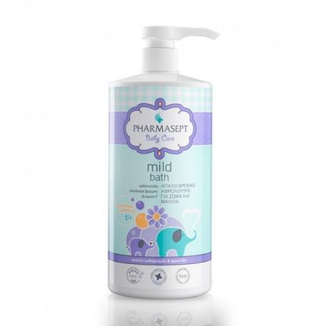 Pharmasept Tol Velvet Mild Bath Βρεφικό & Παιδικό Αφρόλουτρο για Σώμα & Μαλλιά 1Lt