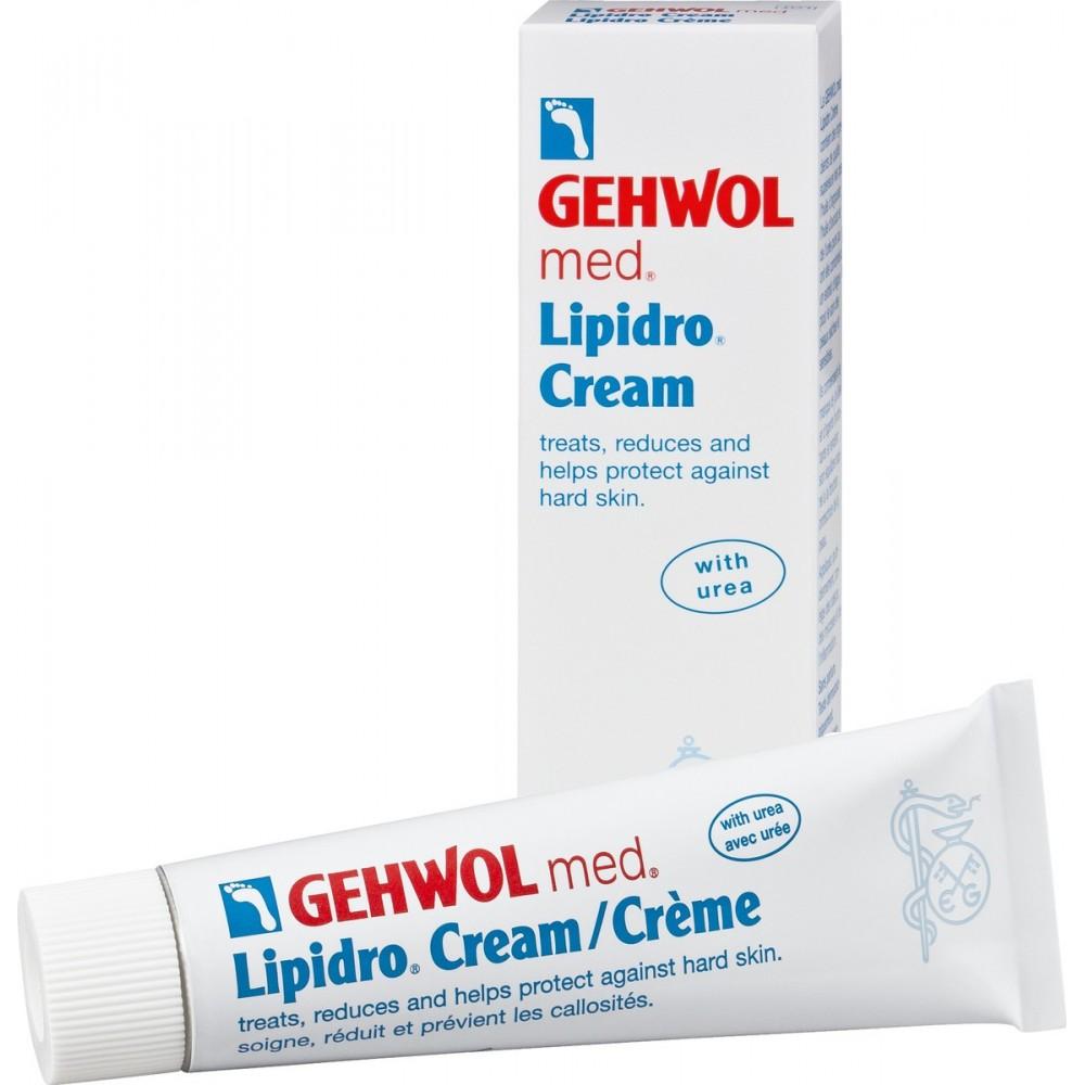 GEHWOL Med Lipidro Cream, 125ml