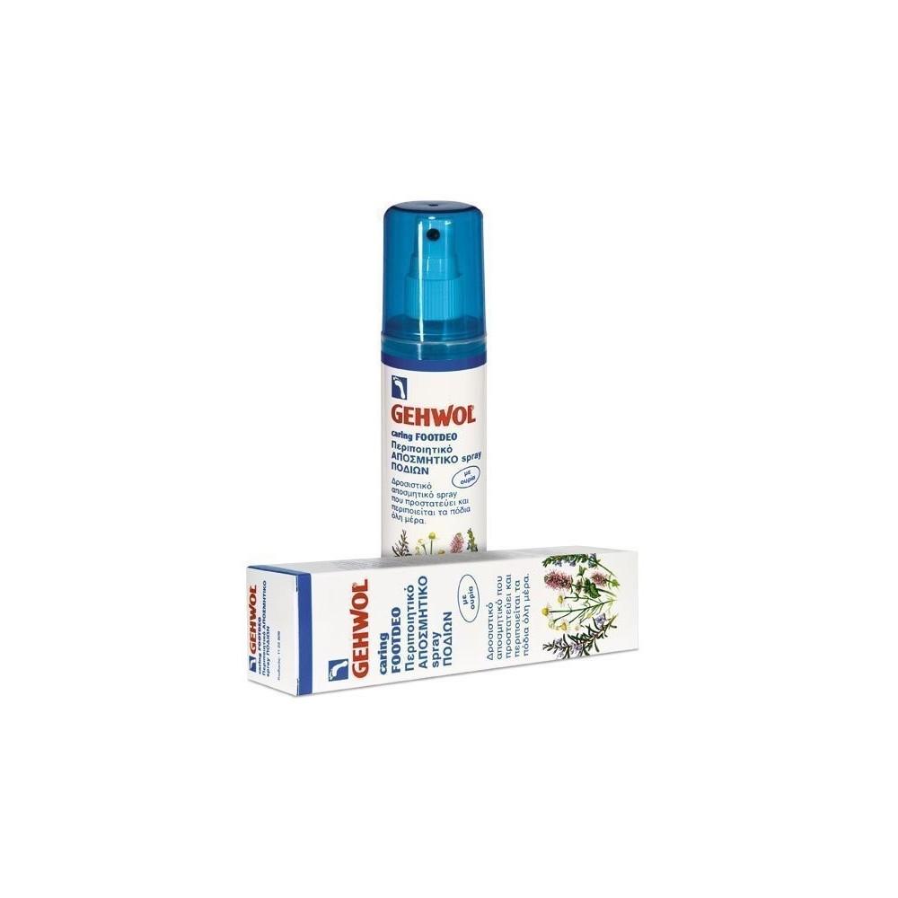 GEHWOL Caring Footdeo Spray, 150ML