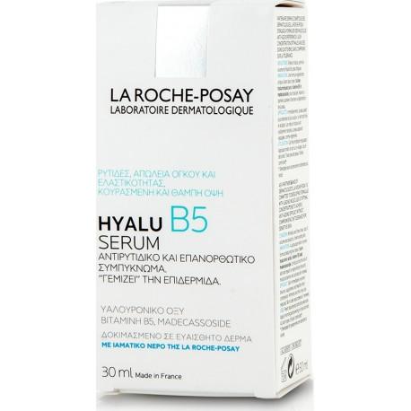 La Roche Posay Hyalu B5 Serum, Αντιρυτιδικό και Επανορθωτικό Serum 30ml