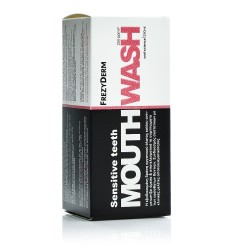 Frezyderm Sensitive Teeth Mouthwash Στοματικό Διάλυμα για Ευαίσθητα Δόντια 250ml