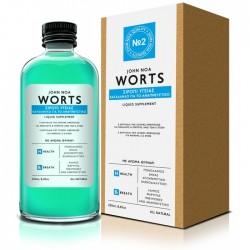 Προσθήκη στη smilelist John Noa Worts Σιρόπι Υγείας κατάλληλο για το Αναπνευστικό 250ml Άρωμα Θυμάρι