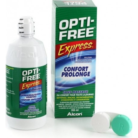 ALCON - Opti-Free RepleniSH Multi-Purpose Disinfecting Solution, 300ml