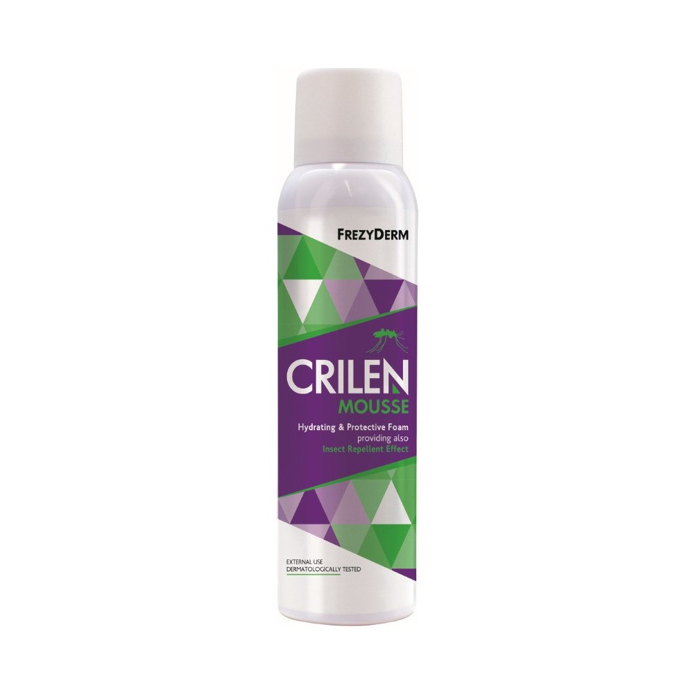 FREZYDERM - CRILEN Hydrative insect repellent mousse. 150 ml