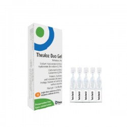 Thea Synapsis Thealoz Duo Gel 30x0,5g