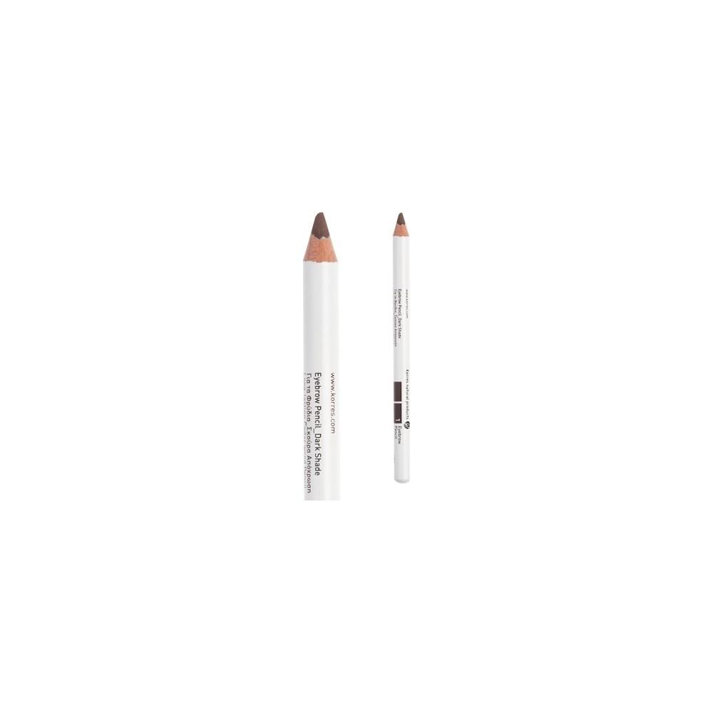 Korres Eyebrow Pencil 01 Dark Shade