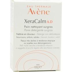 Avene Eau Thermale Xeracalm A.D. Relipidante Υπερλιπαντική Στερεά Πλάκα Σαπουνιού 100gr
