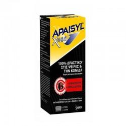 Merck Apaisyl Poux Expert 100 ml ολοκάινουργια δραστική λοσιόν αγωγής που εξαλείφει 100% ψείρες & κόνιδες