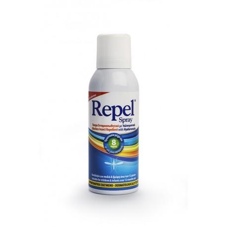 Repel Spray Άοσμο Εντομοαπωθητικό 100ml