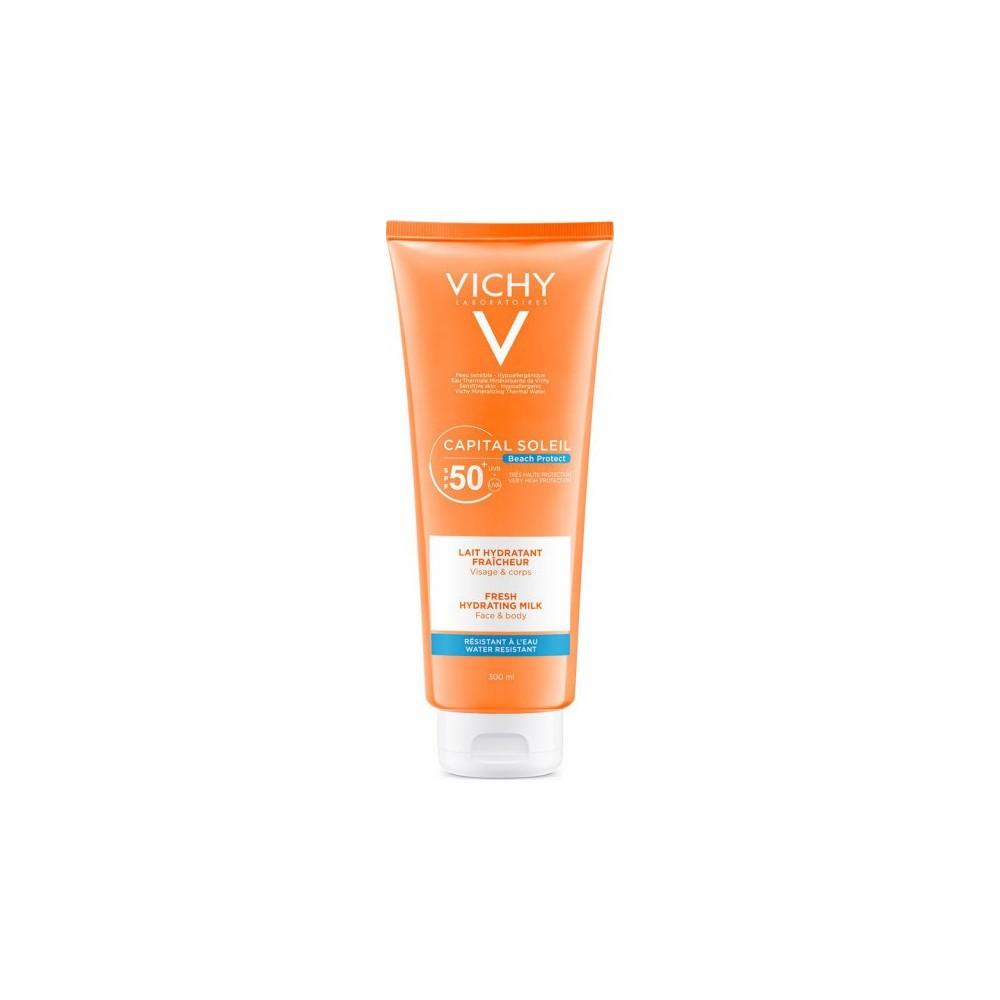 Vichy Capital Soleil Fresh Hydrating Milk SPF30 300ml