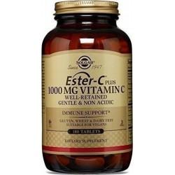 Solgar Ester C 1000mg Vitamin C 90tabs