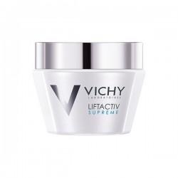 Vichy Liftactiv Supreme Αντιρυτιδική Κρέμα Προσώπου για Κανονική / Μικτή Επιδερμίδα 50ml