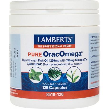 Lamberts Pure Orac Omega 120caps