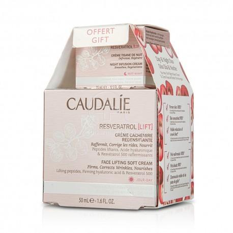 Cadaulie PROMO Face Lifting Soft Cream 50ml & ΔΩΡΟ Night Infusion Cream 15ml