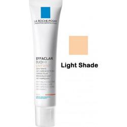 La Roche Posay Effaclar Duo [+] Unifiant Light Απόχρωση για Ατέλειες & Χρωματικά Σημάδια 40ml