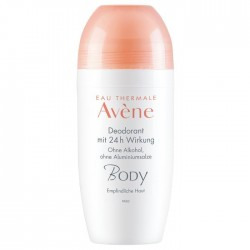 Avene Soin Deodorant Regulateur Ρυθμιστικό Αποσμητικό Roll On 50ml