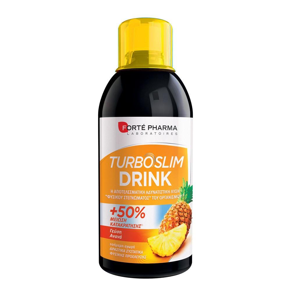 Forte Pharma TurboSlim Drink με Γεύση Ανανά 500ml