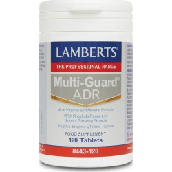 Lamberts Πολυβιταμίνη Multi-Guard ADR 120tabs