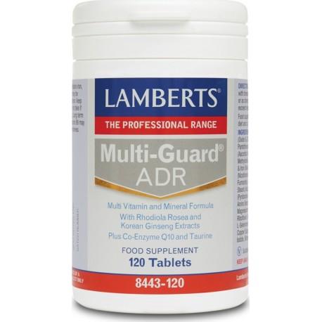 Lamberts Πολυβιταμίνη Multi-Guard ADR 120tabs