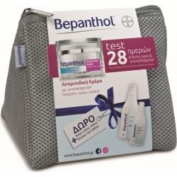 Bepanthol Αντιρυτιδική Κρέμα 50ml & Body Lotion 100ml & Shower Gel 200ml