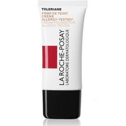 La Roche Posay Toleriane Cream Foundation Ενυδατικό Make-Up Ivory 01 30ml