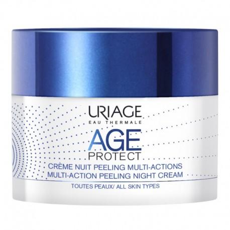 Uriage Age Protect Multi-Action Peeling Night Cream 50ml