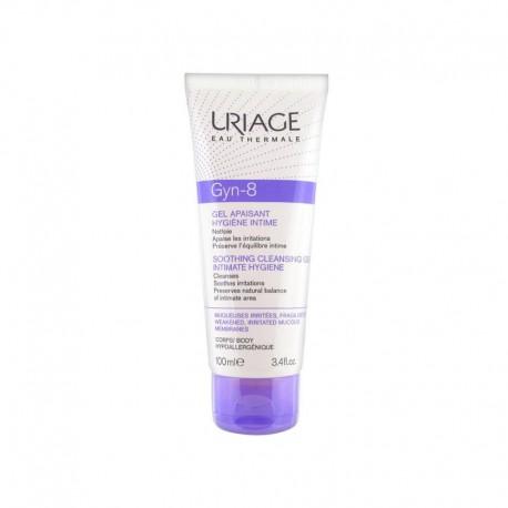 Uriage Gyn-8 Intimate Hygiene Soothing Cleansing Gel 100ml